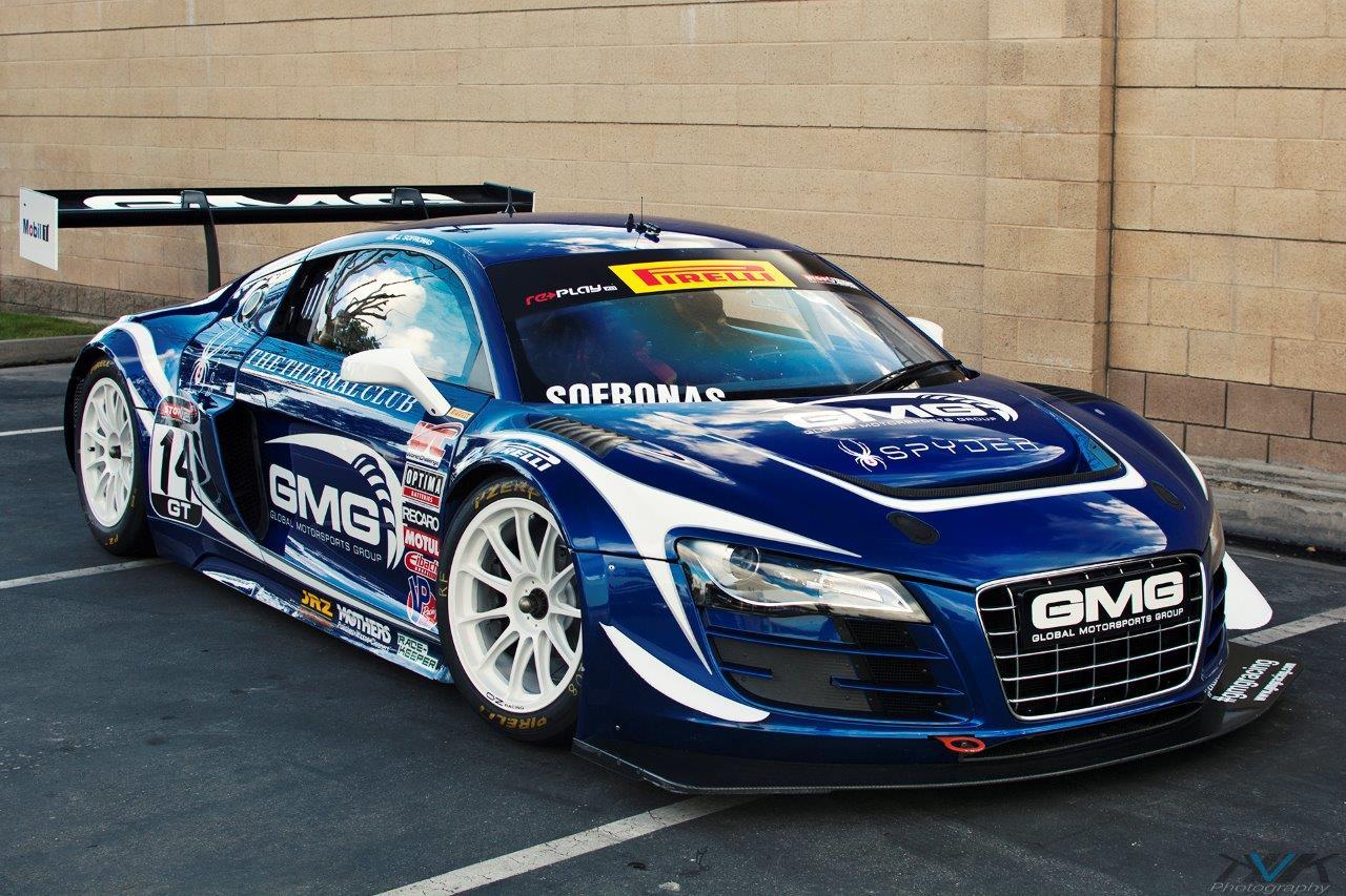 Audi R GT For Sale Rearden - Audi r8 race car for sale