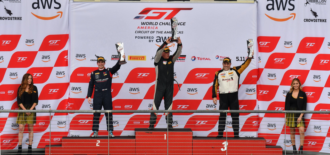 Rearden Racing wins at COTA