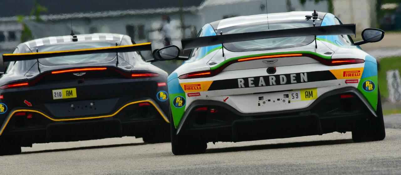 Rearden Racing Aston Martin GT4