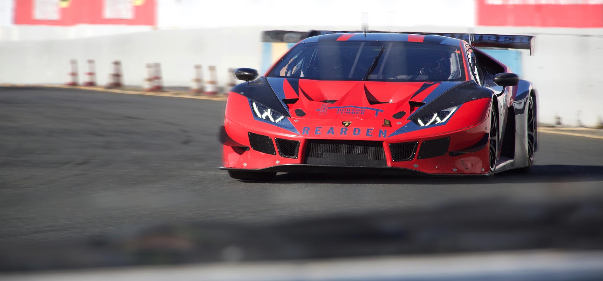 Lamborghini Huracan GT3